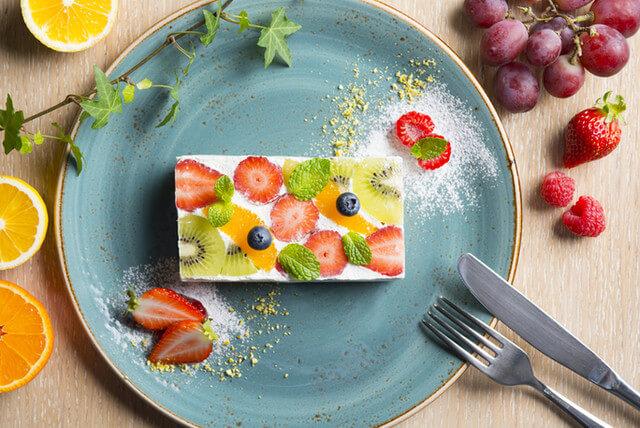 Furutoshi【ソラリア西鉄ホテル銀座】 のインスタ映えフルーツケーキ画像