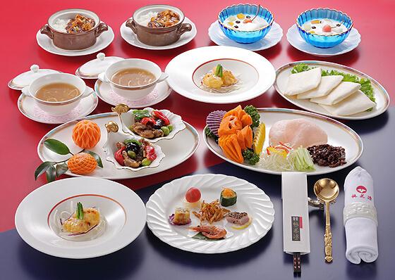 中国四川料理 銀座 桃花源【銀座グランドホテル】のインスタ映え料理画像