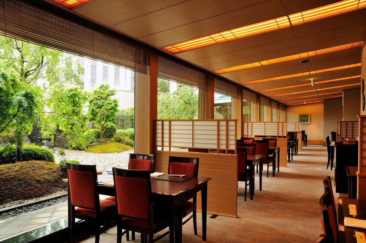 日本料理 木の花【横浜ベイシェラトン ホテル&タワーズ 8F】の内観画像