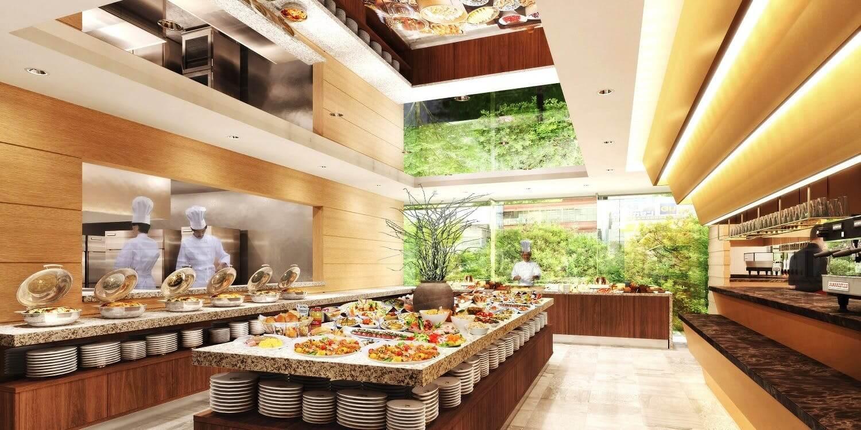 セレニティ【ホテルメトロポリタン仙台】の内観画像