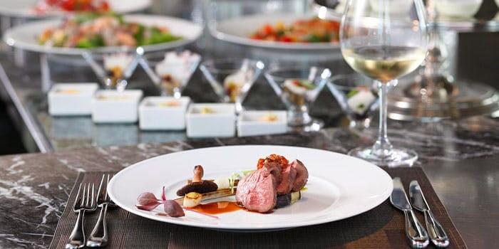 レストラン シンフォニー【ウェスティンホテル仙台】のインスタ映えコースランチの画像