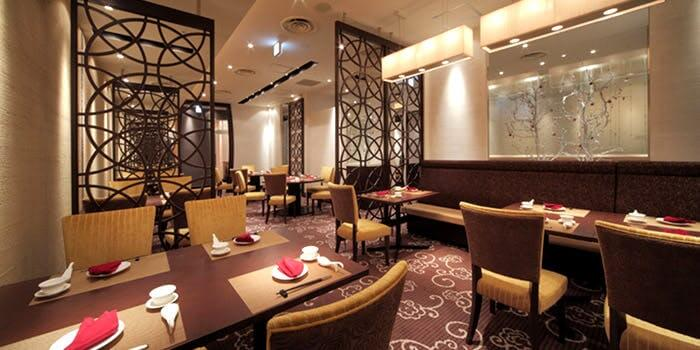 中国料理 桃李【ホテルメトロポリタン仙台】の内観画像