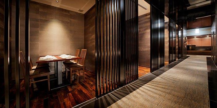 日本料理 はや瀬 【ホテルメトロポリタン仙台】の内観画像