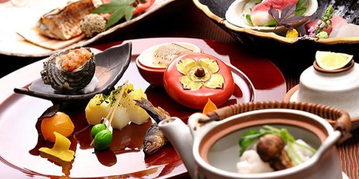 日本料理 はや瀬 【ホテルメトロポリタン仙台】のランチビュッフェ画像