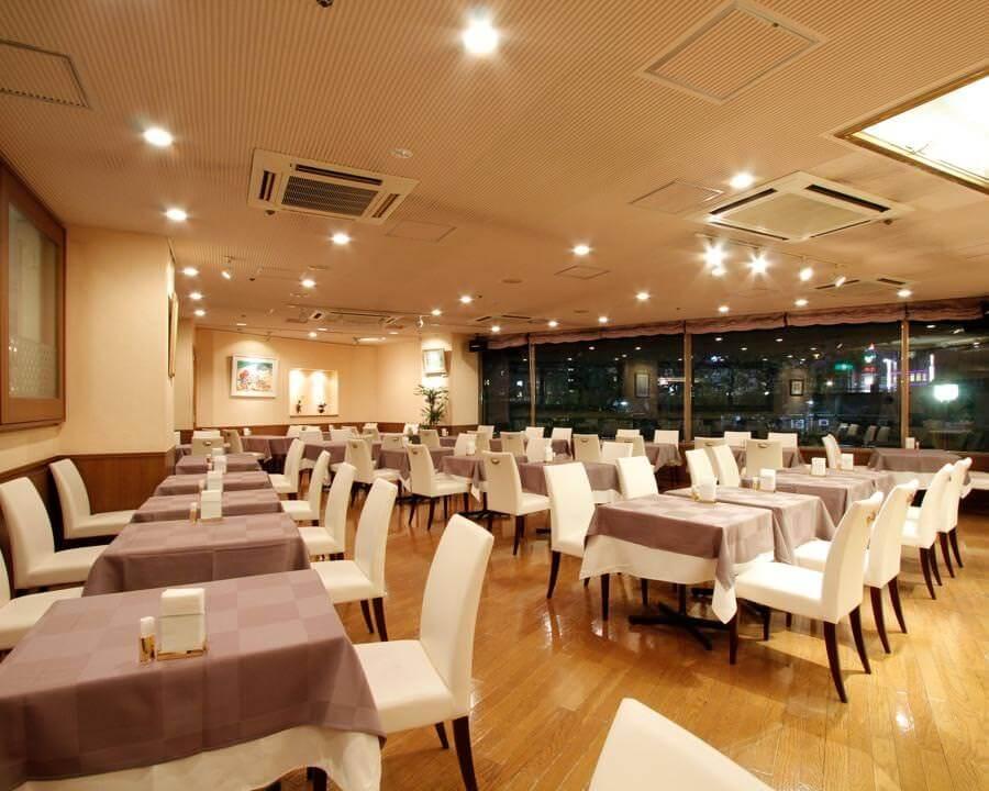 レストラン ピノ 【ホテル第一イン池袋】の内観画像