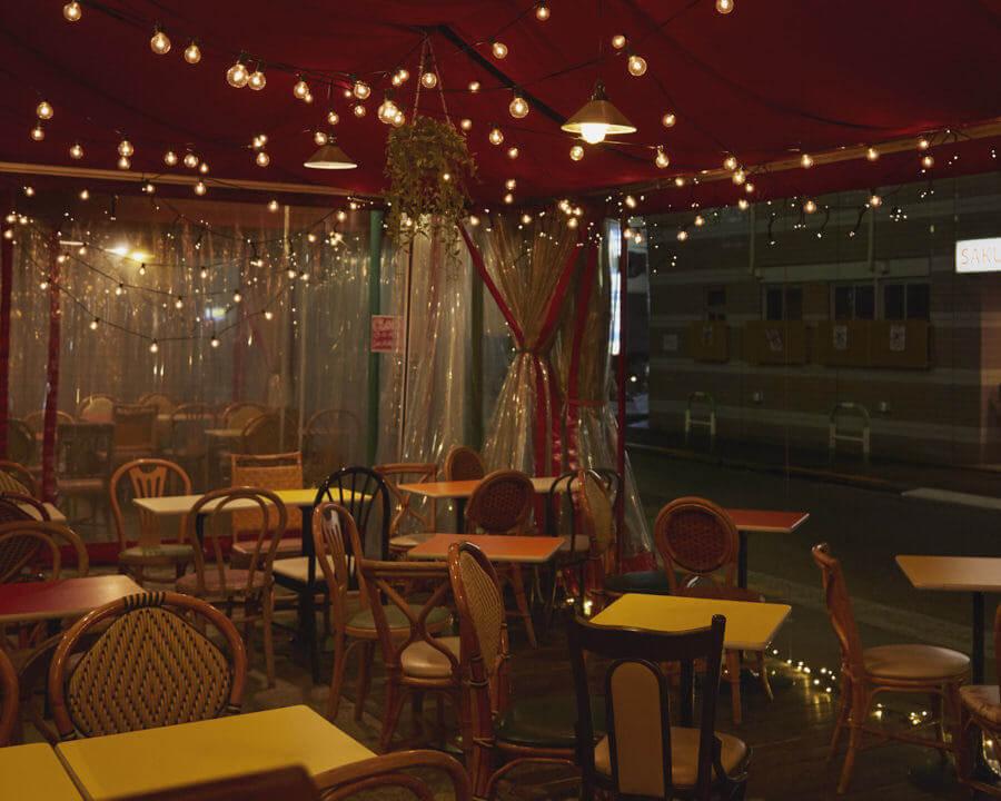 サクラカフェ&レストラン 池袋【サクラホテル池袋】の内観画像