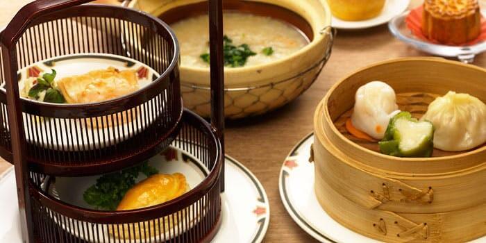 桂林【ホテルメトロポリタン】のインスタ映えランチの画像