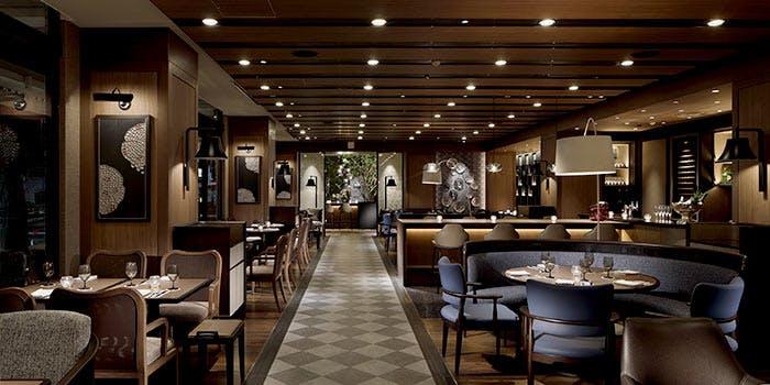 Buffet & Cafe SLOPE SIDE DINER ZAKURO【グランドプリンスホテル新高輪】の内観画像