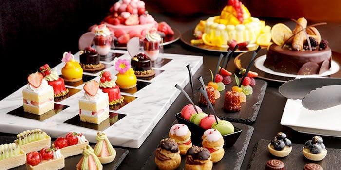 Buffet & Cafe SLOPE SIDE DINER ZAKURO【グランドプリンスホテル新高輪】のインスタ映えコースランチの画像