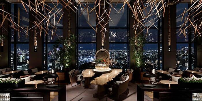 DINING & BAR TABLE 9 TOKYO【品川プリンスホテル】の内観画像
