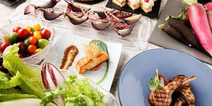 DINING & BAR TABLE 9 TOKYO【品川プリンスホテル】のインスタ映えランチの画像