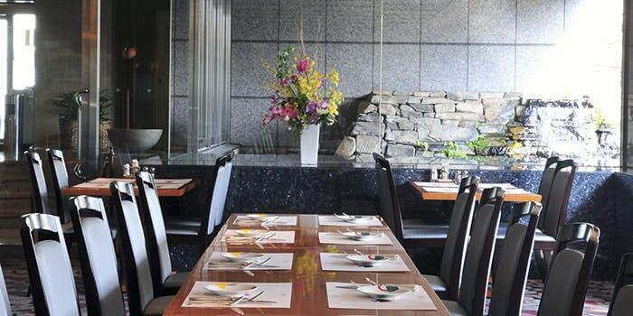 レストラン フローラ【ホテルセントノーム京都】の内観画像