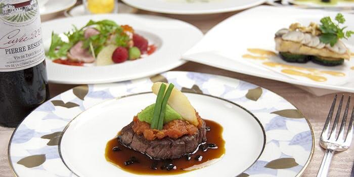 レストラン フローラ【ホテルセントノーム京都】のランチ画像