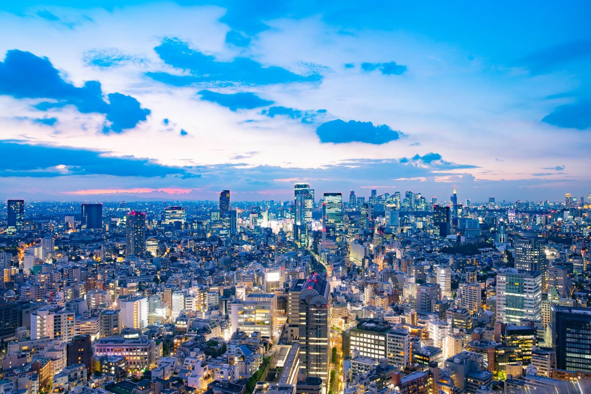 渋谷区周辺のイメージ画像