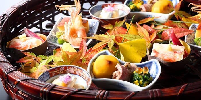 隨縁亭(ずいえんてい)【ホテルモントレ グラスミア大阪】のインスタ映えランチの画像