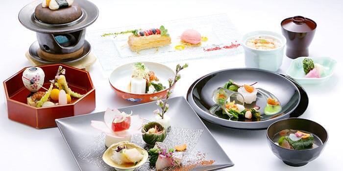 日本料理 おりじん【ホテル ザ・マンハッタン】のランチ画像