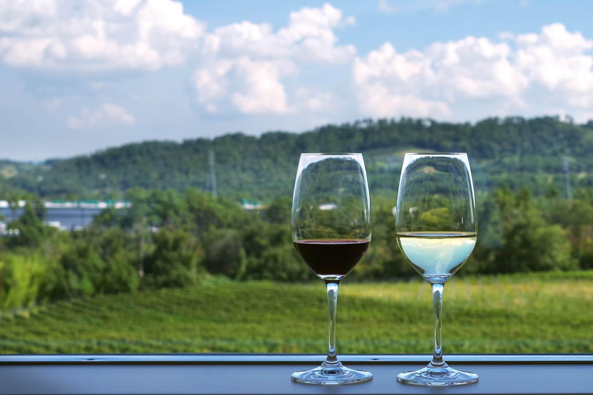 ワインの種類と嗜み方のメインビビュアルの画像