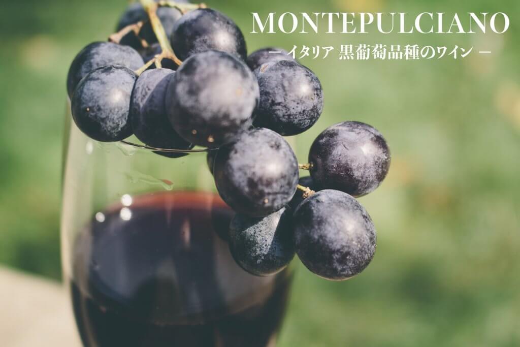 モンテプルチアーノ(ワイン)のメインビジュアルの画像