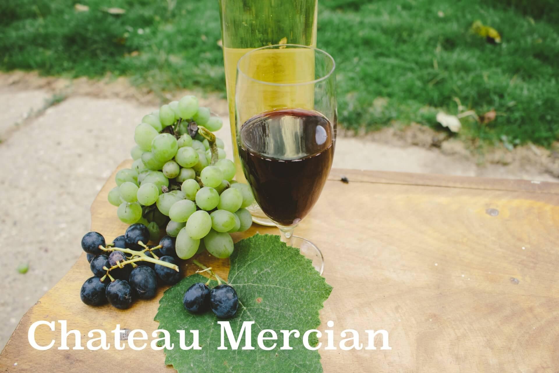 シャトーメルシャン(ワイン)のメインビジュアルの画像