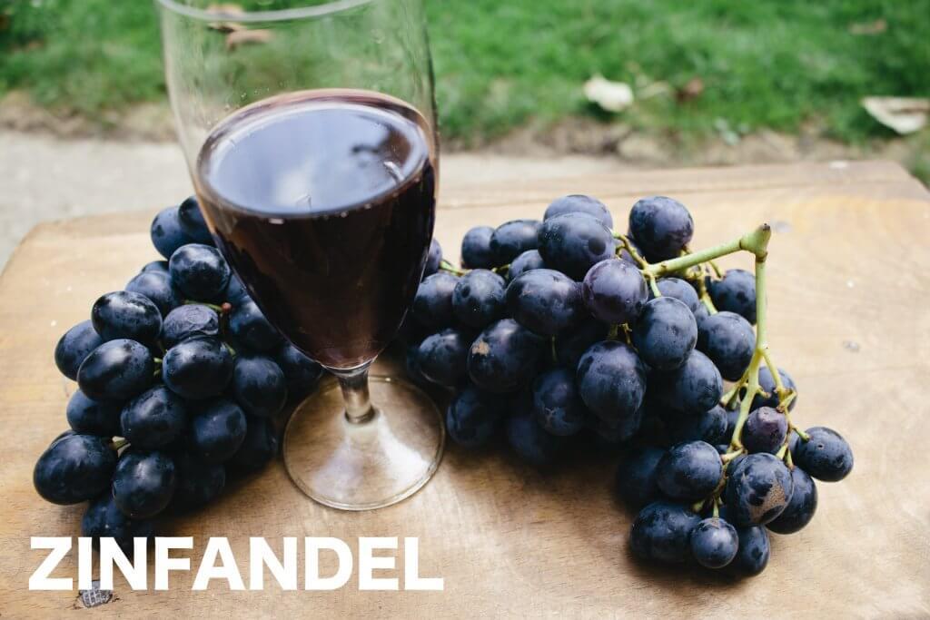 ジンファンデル(ワイン)のメインビジュアルの画像