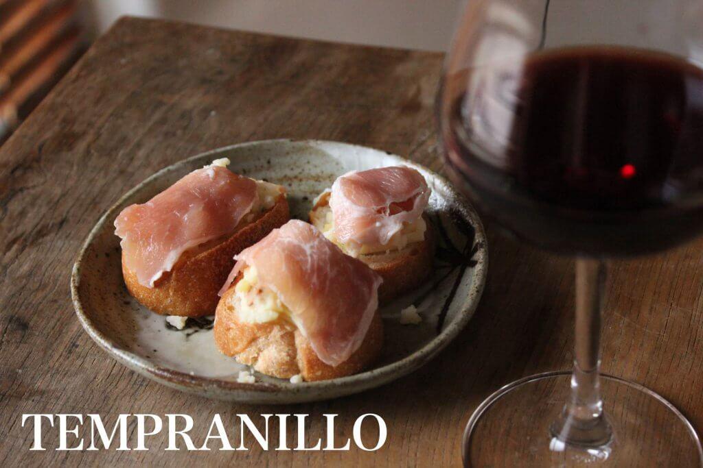 テンプラニーリョ(ワイン)のメインビジュアルの画像