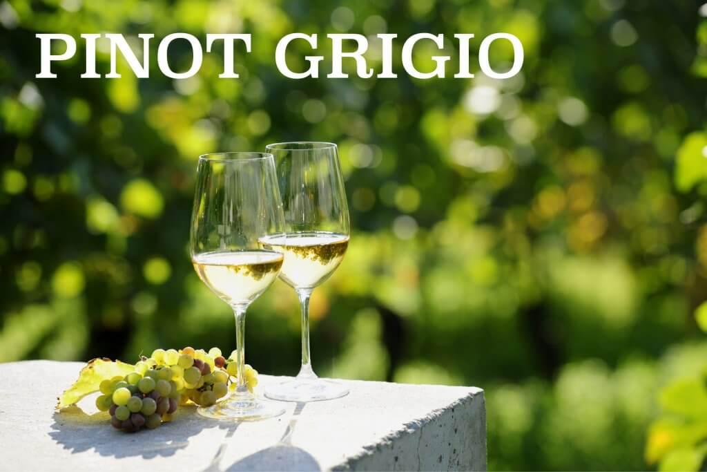 ピノ・グリ(ワイン)のメインビジュアルの画像
