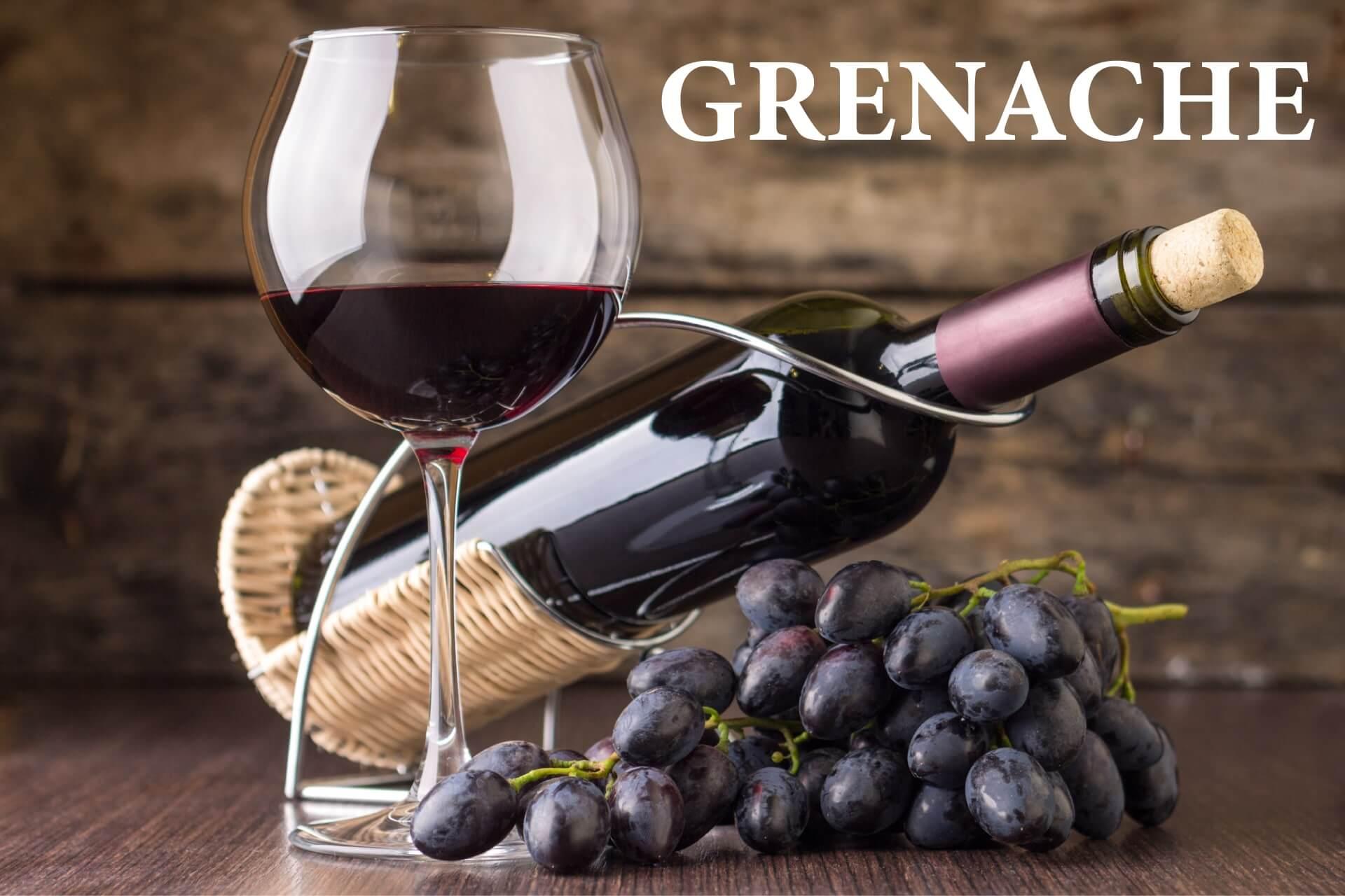 グルナッシュ(ワイン)のメインビジュアルの画像