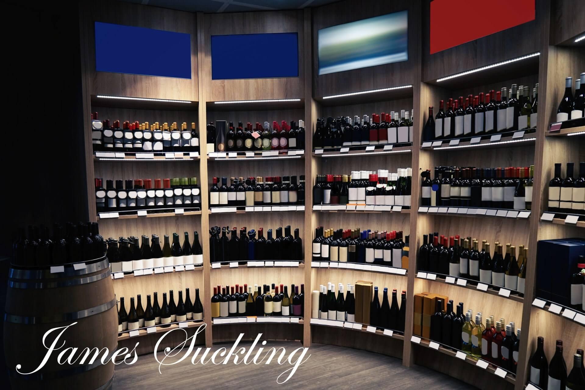 ジェームス・サックリング氏が高評価をつけた2000円台中心のワインのメインビジュアルの画像