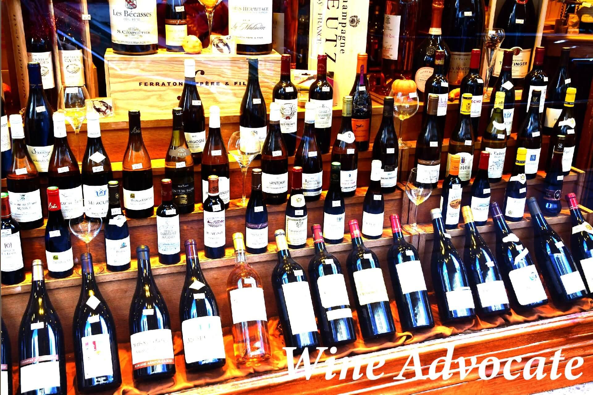 ワイン・アドヴォケイト誌で高得点を獲得した!2000円台中心のおすすめワインのメインビジュアル画像